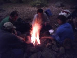 vacamas campfire